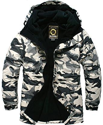 96973e6bce236 Amazon.com: South Play Mens Premium Ski Snowboard Wear Jacket Jumper ...