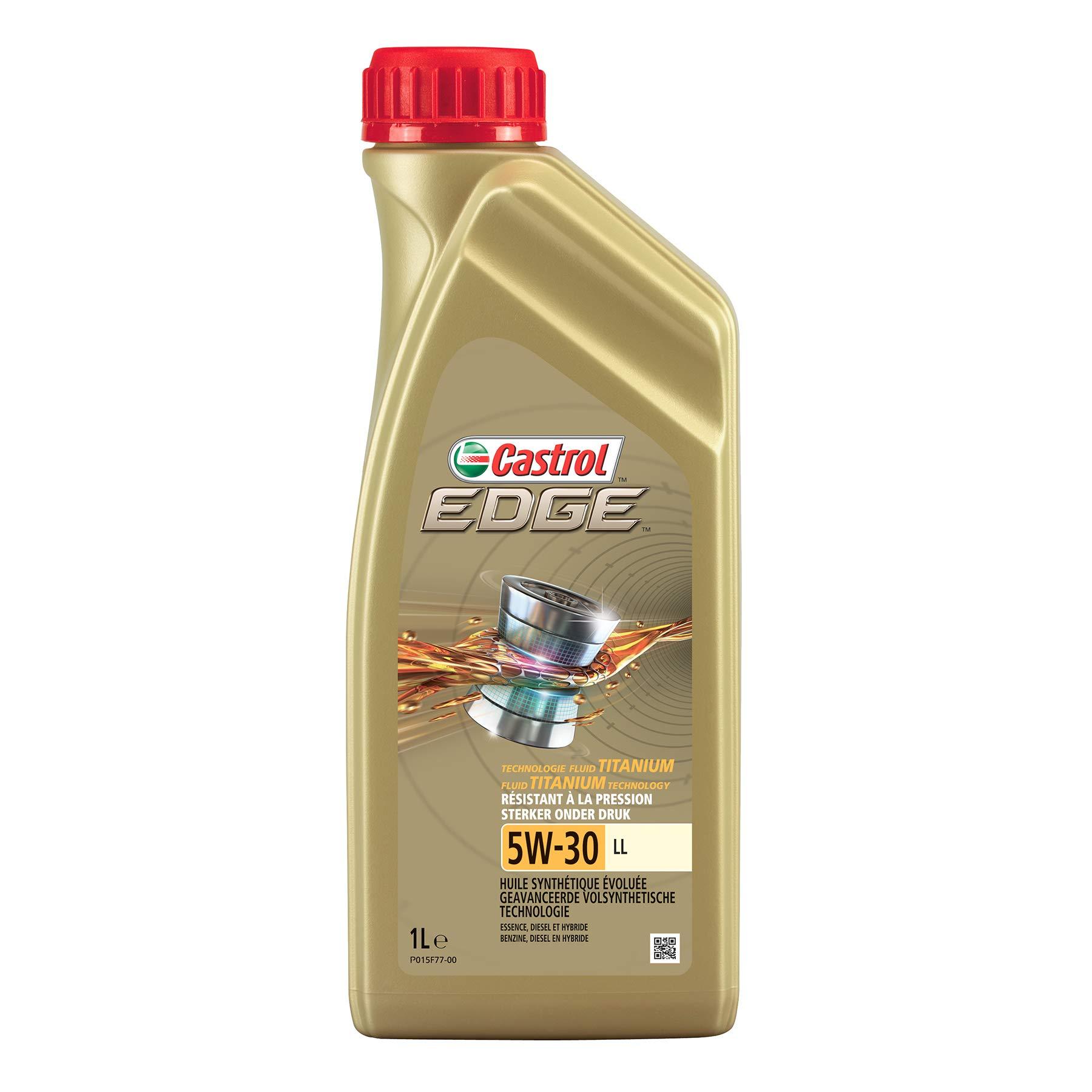 Castrol Edge 5W-30LL Engine Oil