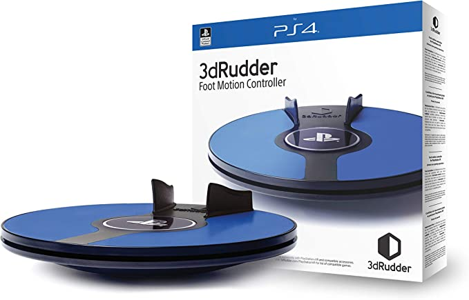 3dRudder para PlayStation VR (PS4): Amazon.es: Videojuegos