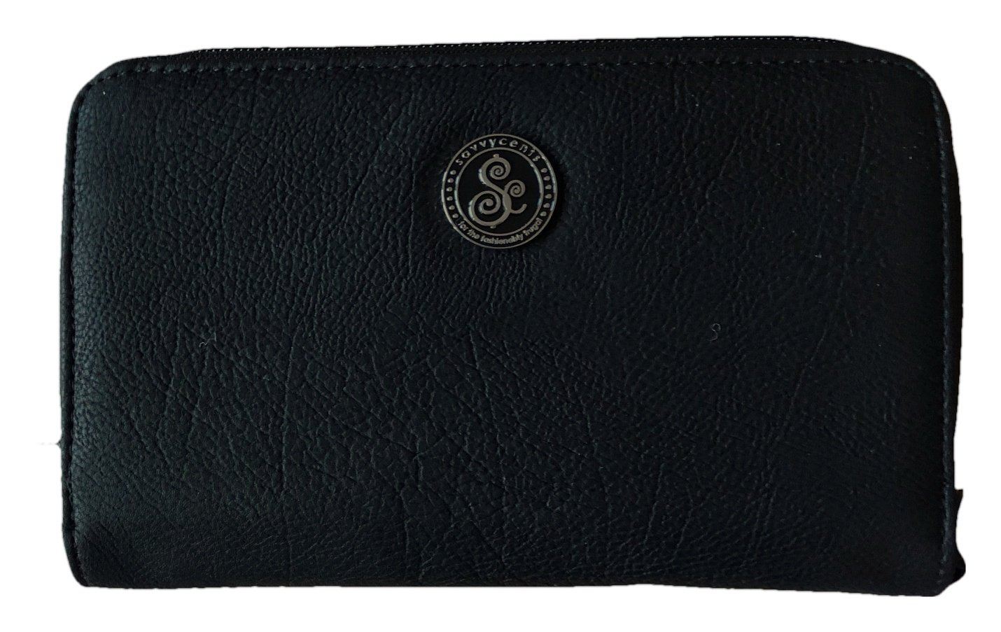 Savvycents Wallet (Black Matte)