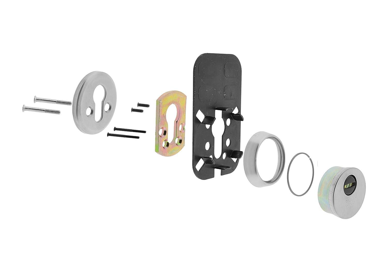 Tesa Assa Abloy - Escudo Seguridad E75026Ai: Amazon.es: Bricolaje y herramientas