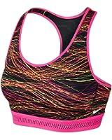 Nike Women's Pro Fierce Accelerator Sports Bra (835616-639) S