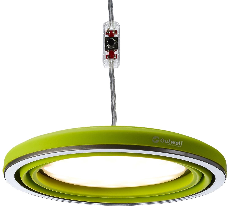 Lime Green 12 x 20 cm Outwell 650462 H/ängeleuchte