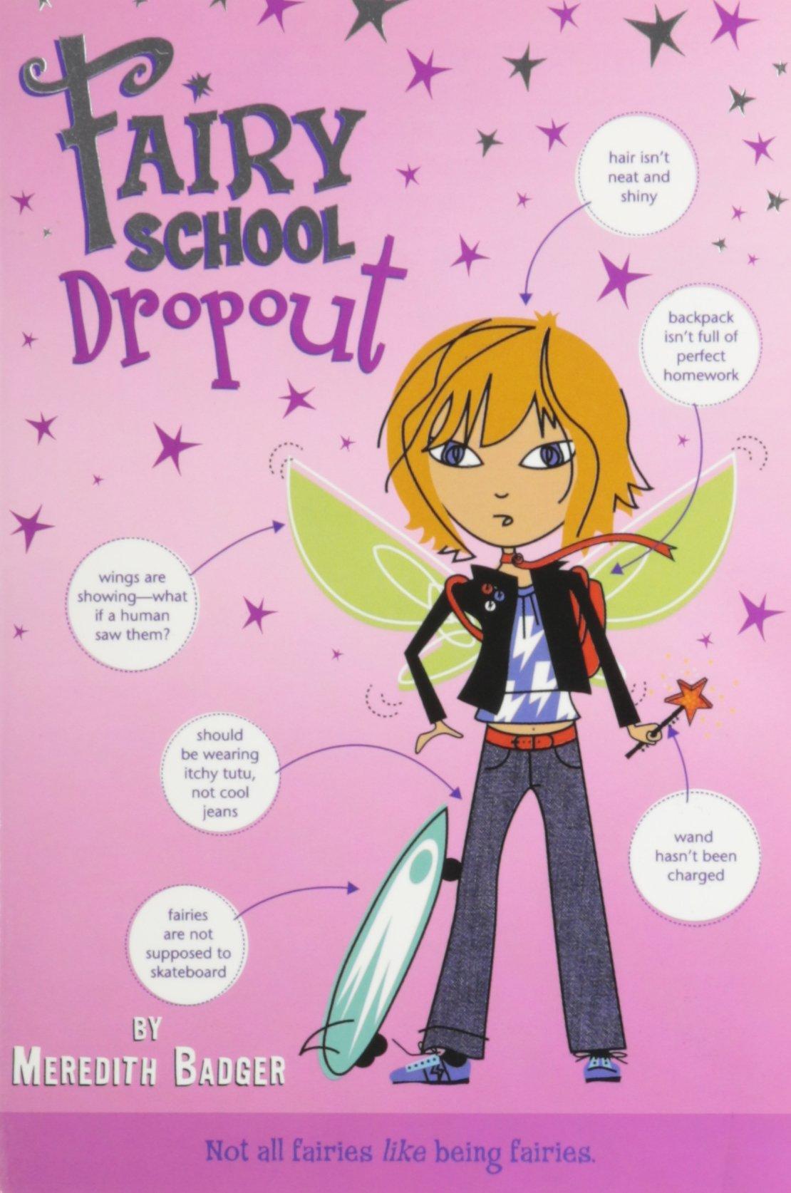 Download Fairy School Dropout pdf