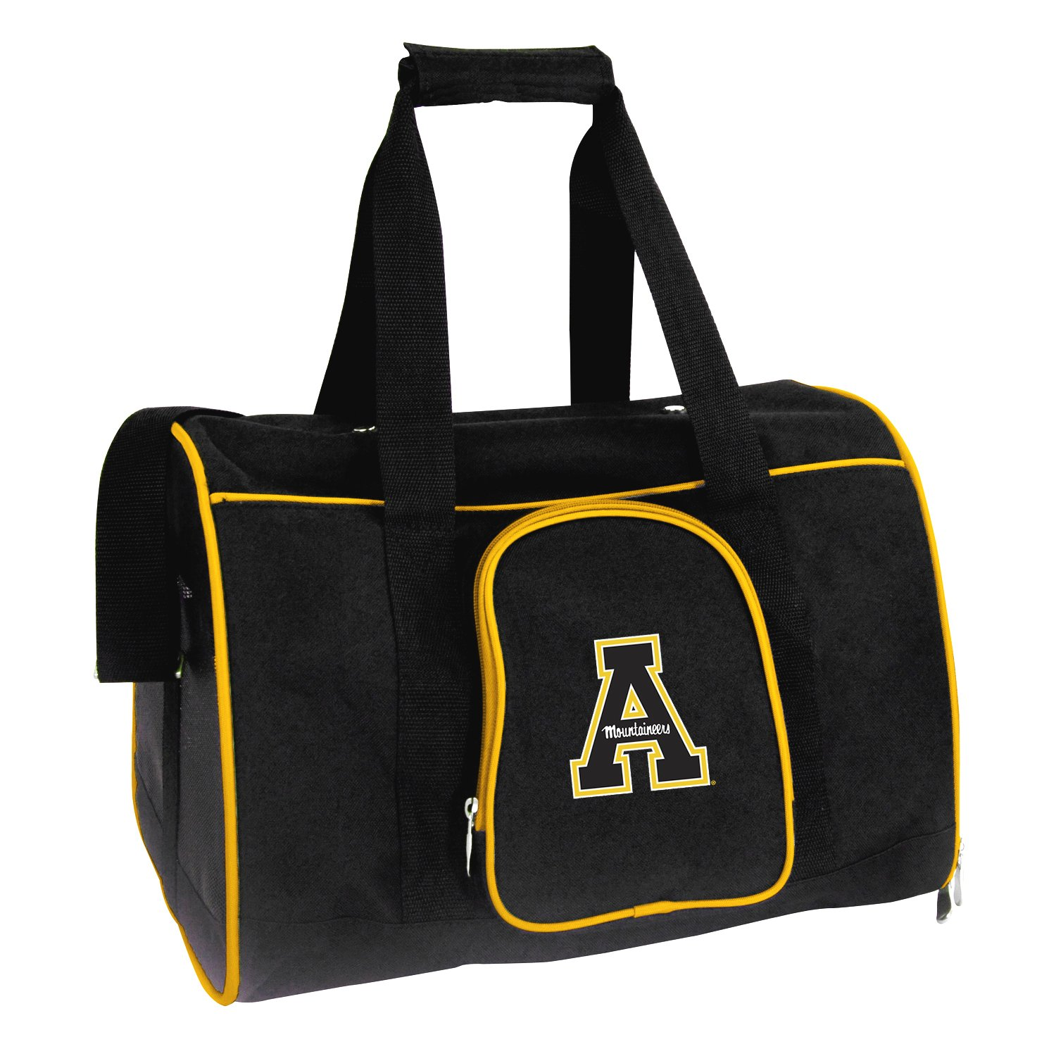 Denco NCAA Appalachian State Mountaineers Premium Pet Carrier