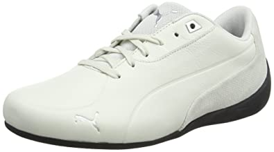 79602bffc9cd27 Puma Unisex Drift Cat 7 CLN White Sneakers - 12 UK India (47 EU ...