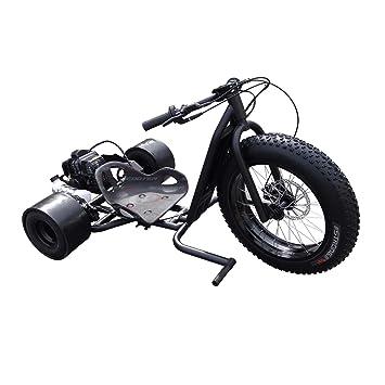 Negro Big 3 Rueda Wicked rápido Drift trike Bike ScooterX Carrera ...