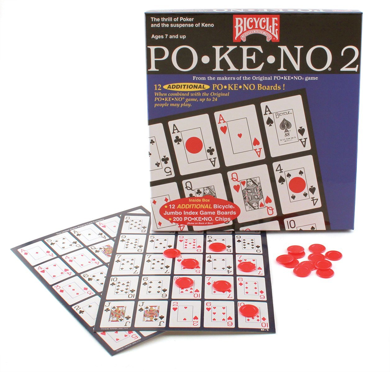 It's just an image of Nifty Printable Pokeno Cards