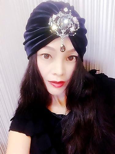 Amazon.com  Black Velvet Crystal Scarf ad6dd730c1e