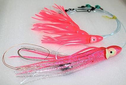 Tuna Bullet MAHI MAGICIAN w// Daisy Chain for Tuna and Marlin Wahoo Mahi