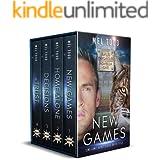 Kaylid Novellas Bundled Set: All four Kaylid Novellas in One Place