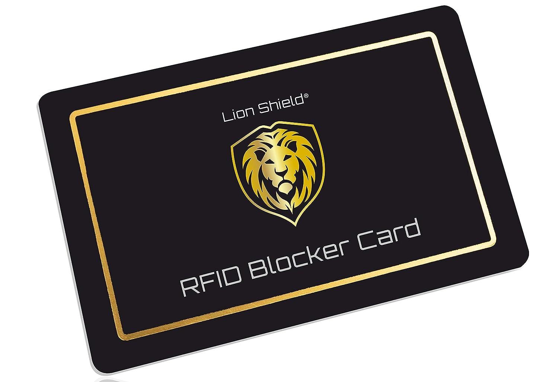 Lion Shield Schutzkarte