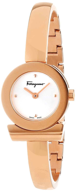 Salvatore Ferragamo Damenuhr Gancino Bracelet FQ503 0013