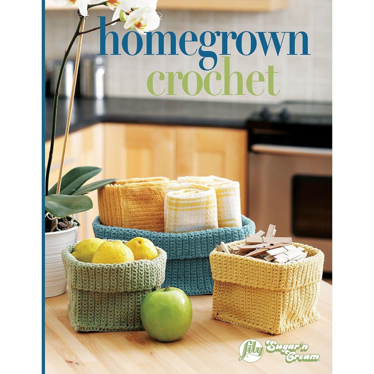 Read Online Homegrown Crochet pdf epub