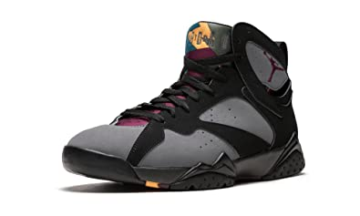 e34823aff34 Nike Mens Air Jordan 7 Retro Bordeaux Black/Bordeaux-Light Graphite Suede  Size 10.5
