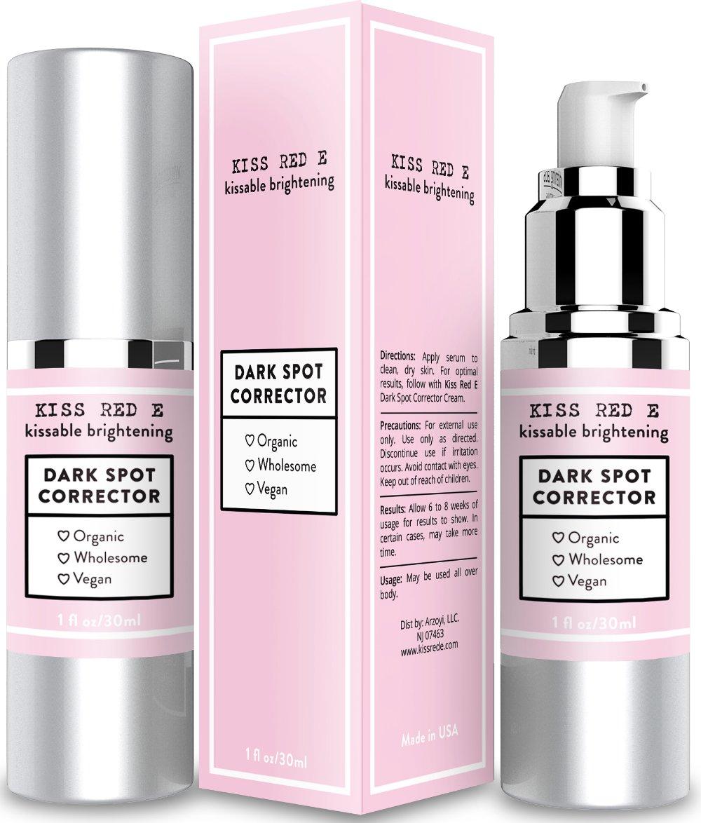 Dark Spot Remover for Face. Dark Spot Corrector Serum Cream for Body, Face, Neck, Hands 1 OZ