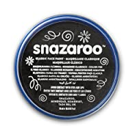 Snazaroo -  Maquillage - Galet de Fard Aquarellable - 18 ml -  Noir