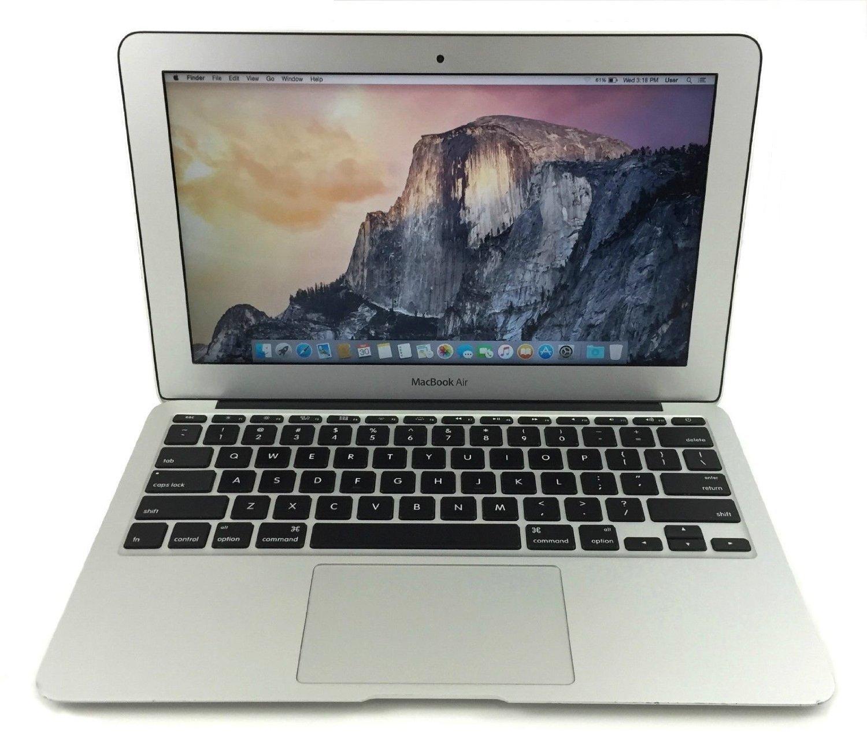 Apple MacBook Air MD711LL/B - 11.6-Inch Laptop (4GB RAM, 128 GB HDD, OS X Mavericks) (Refurbished): Amazon.es: Informática