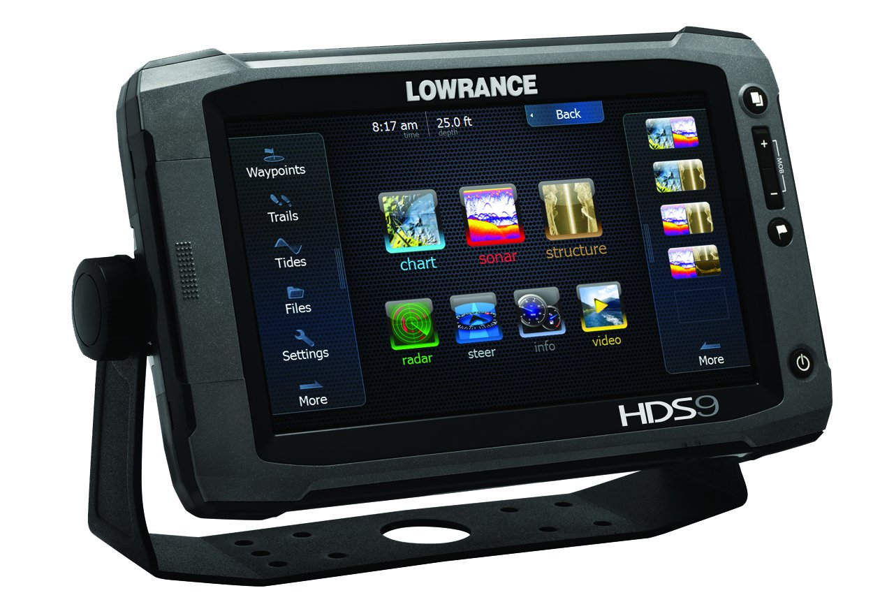 Lowrance HDS-9 Review