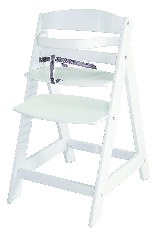 Dettagli su Roba Seggiolone Evolutivo Sit Up Iii, Seggiolone che Diventa Sedia, in (Bianco)