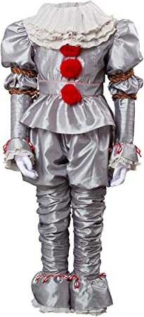 MingoTor 2019 IT 2 Pennywise The Payaso Outfit Suit Halloween ...
