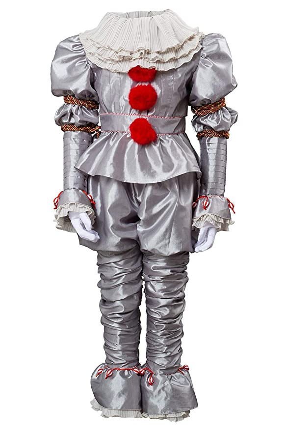 MingoTor 2019 IT 2 Pennywise The Payaso Outfit Suit ...