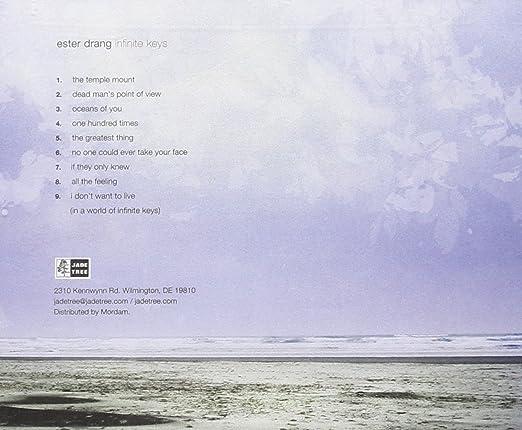 ESTER DRANG - Infinite Keys - Amazon.com Music