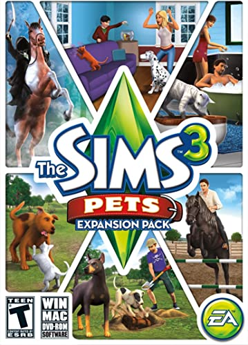 Electronic Arts The Sims 3 Pets, PC - Juego (PC, PC, Simulación, T (Teen)): Amazon.es: Videojuegos