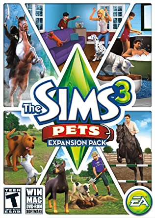 Electronic Arts The Sims 3 Pets, PC - Juego (PC, PC, Simulación