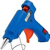MYFOXI Hot Glue Gun Kit with 25 Refill Sticks – 20W High Temp Gluing Pen for Crafts, Jewelry Making, Wood Art, Fabric…