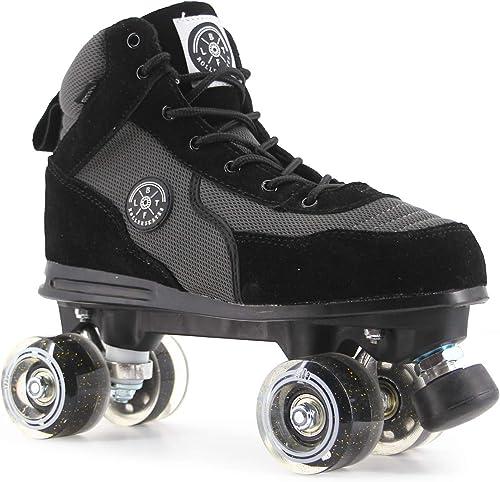 BTFL Roller Skate Luca Pro – Adjustable Stopper – for Girls Boys – Ideal for Street, Rink, Artistic and Rhythmic Skating