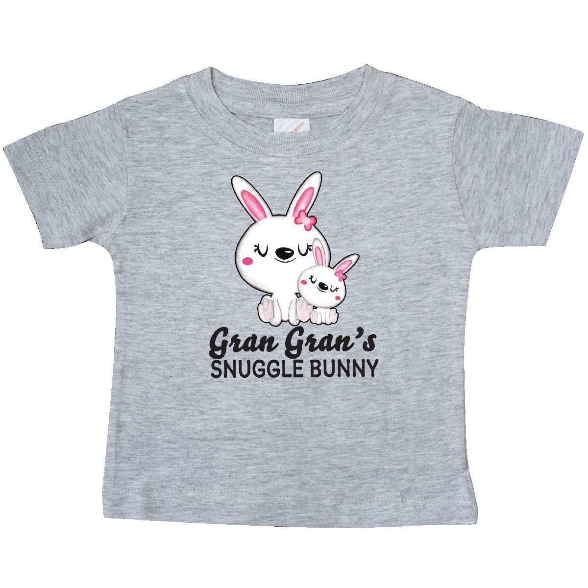 inktastic Gran Grans Snuggle Bunny Easter Baby T-Shirt