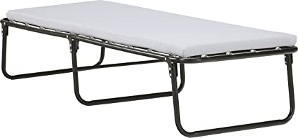 Amazon Com Simmons Foldaway Guest Bed Folding Steel Frame With Gel