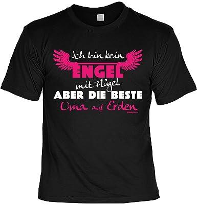 Oma Familien Spass Fun Shirt Rubrik Lustige Spruche Ich Bin Kein