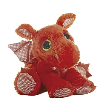 Dreamy Eyes Peluche Dragon rojo 30,5cm