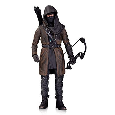DC Collectibles Arrow (TV): The Dark Archer Action Figure: Toys & Games