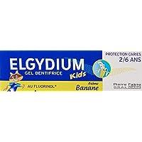 Elgydium Kids Toothpaste, Banana, 50ml