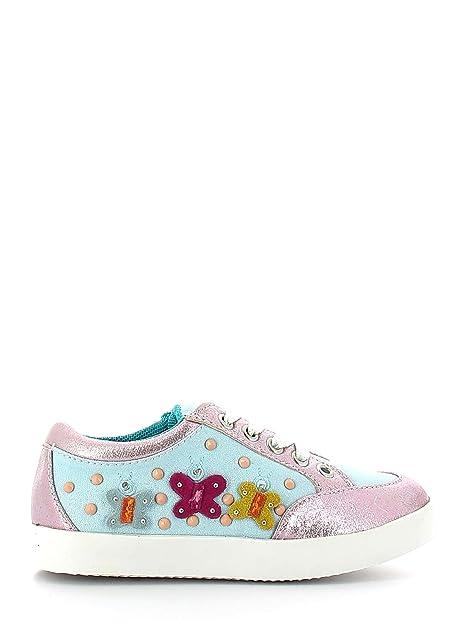 Lul�� LS140002T Sneakers Bambino Viola 33 3wpq0x