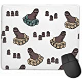 Laptop MODUHFYA Penis Cartoon Large Mouse Pad Computer Gaming Mat 15.8 X 29.5 Inch Non-Slip Rubber Mice Pads Desk Mousepad for Office//Home Mouse Pad