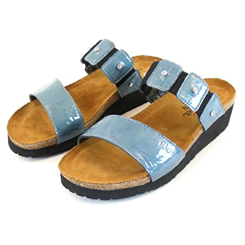 Naot - Zapatillas Mujer , color turquesa, talla 37