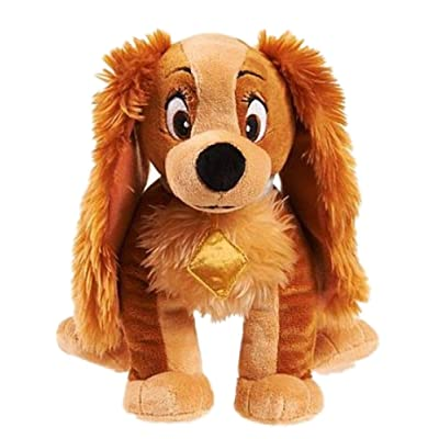 Disney Classic Character Lady Medium Plush: Toys & Games