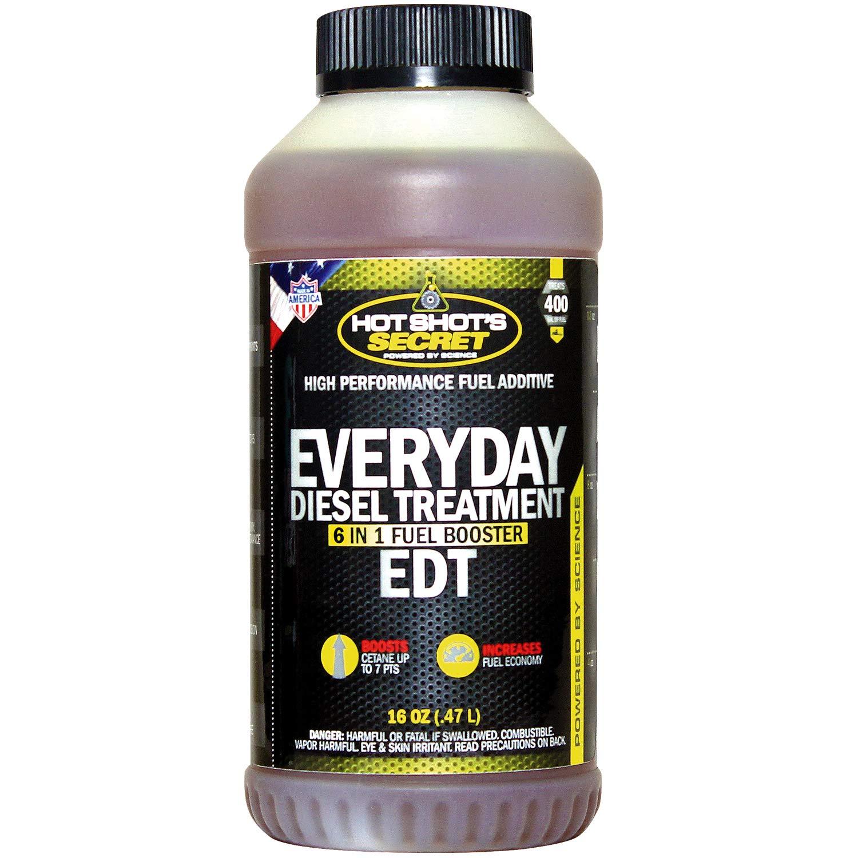 Hot Shot's Secret HSSEDT16Z Everyday Diesel Treatment - 16 fl. oz. Hot Shot' s Secret