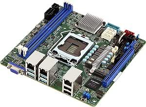 ASRock Rack E3C246D2I Mini-ITX Server Motherboard
