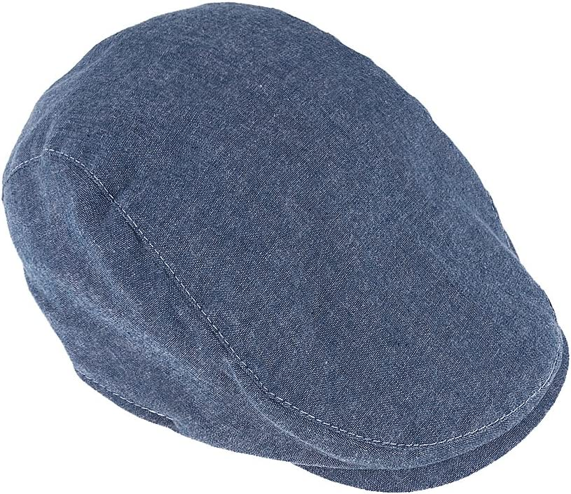 Boina de algodón vintage de Domybest para hombre, estilo sombrero ...