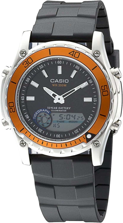 Casio Montre Homme CASIO Collection MTD 1055 1AVEF: Amazon  qGuDe