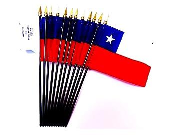Amazon com : Made in USA!! Box of 12 Chile 4