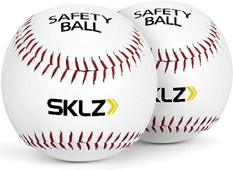 SKLZ Pelotas de béisbol, Pelotas de Seguridad de Impacto reducido, Pack de 2: Amazon.es: Deportes y aire libre