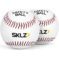 SKLZ Reduced Impact Safety Baseballs, Pack of 2