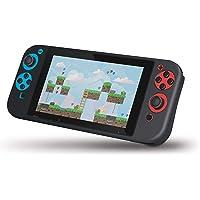 dreamGEAR de agarre para Nintendo Switch–ergonómico de silicona, suave, caso para mayor comodidad y protección