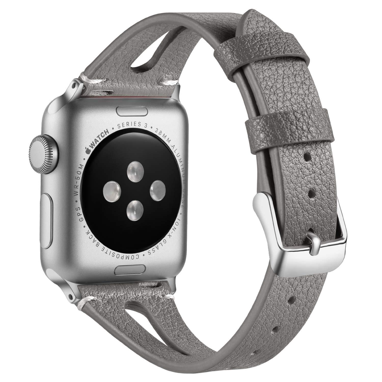 Maledan Correa para Apple Watch 38mm 40mm 42mm 44mm, Pulsera de ...